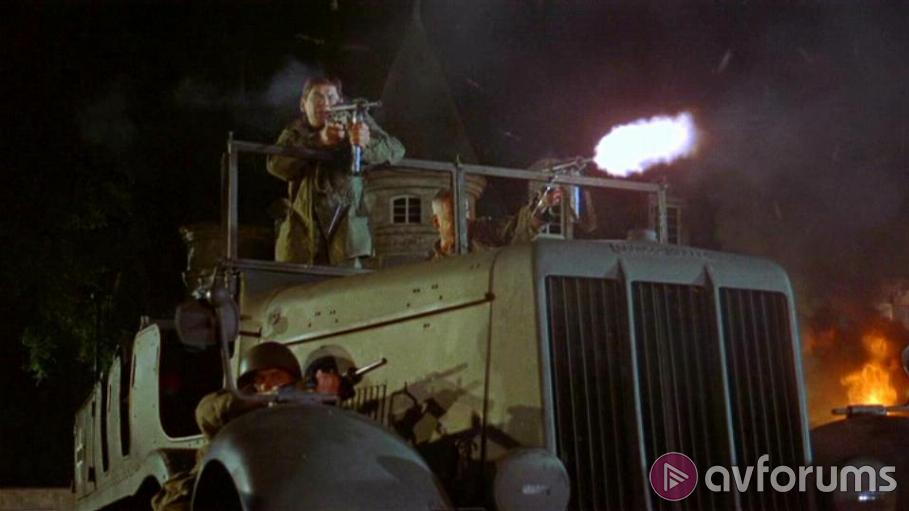 The Dirty Dozen Blu-ray Review