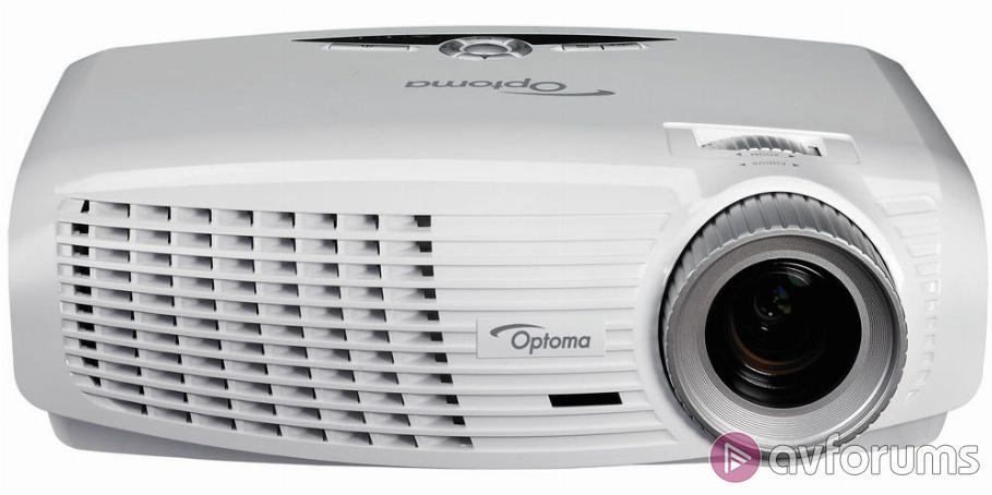 Optoma HD25 1080p Full HD 3D DLP Projector Review | AVForums