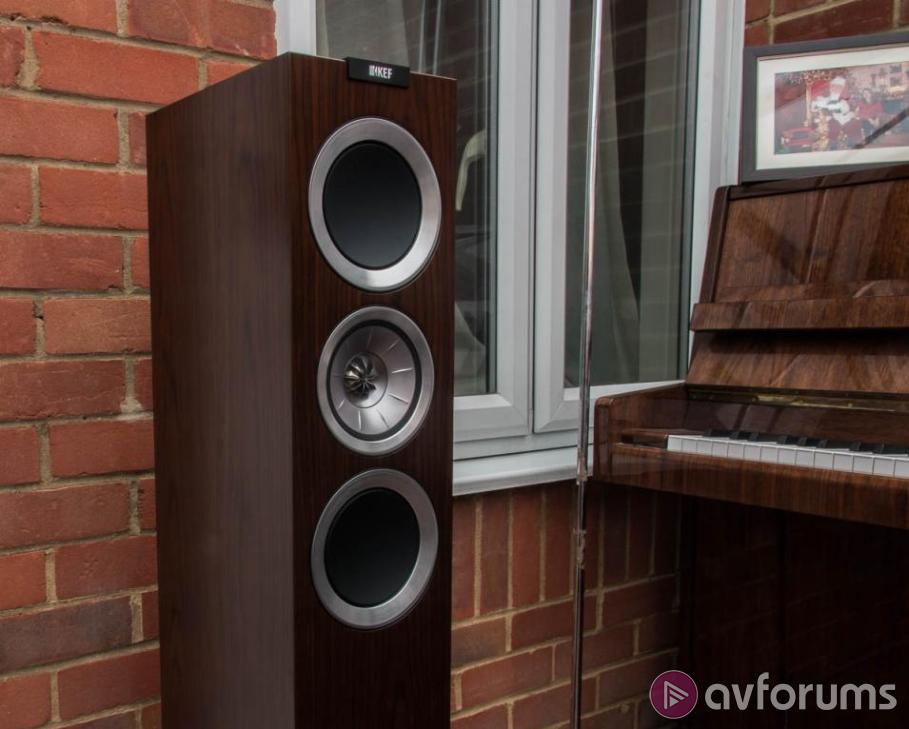 KEF R500 Floorstanding Speaker Review
