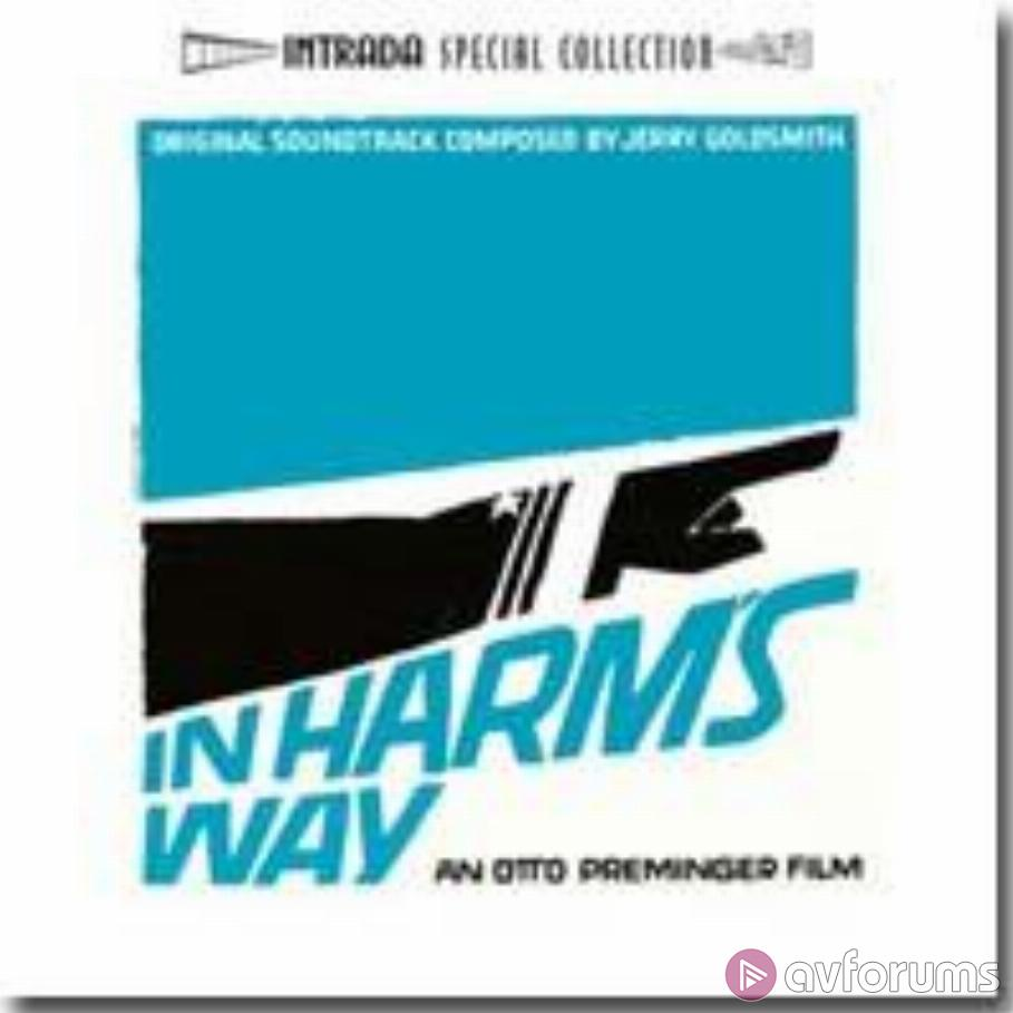 In Harm's Way -Original Soundtrack Soundtrack Review