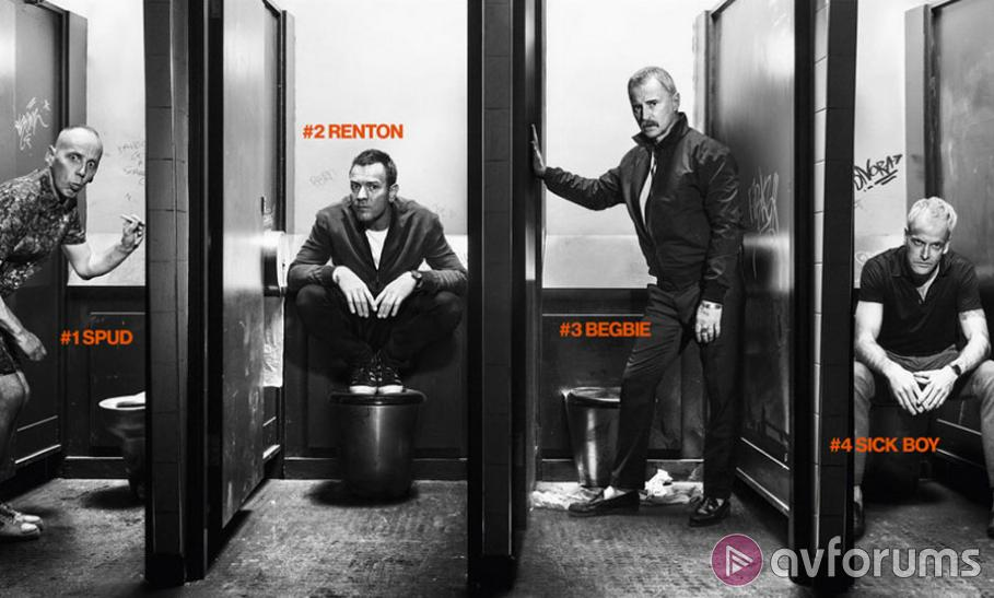 T2 Trainspotting 2 Review