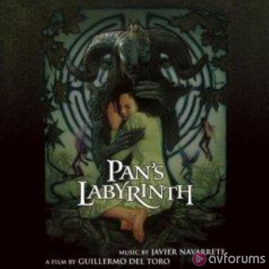 Pan's Labyrinth - Original Soundtrack Soundtrack Review