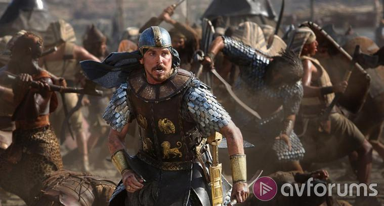 Exodus: Gods and Kings Picture Quality