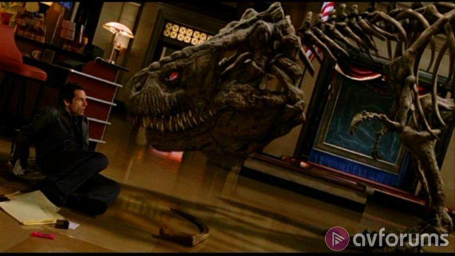 Night at the Museum Blu-ray Review