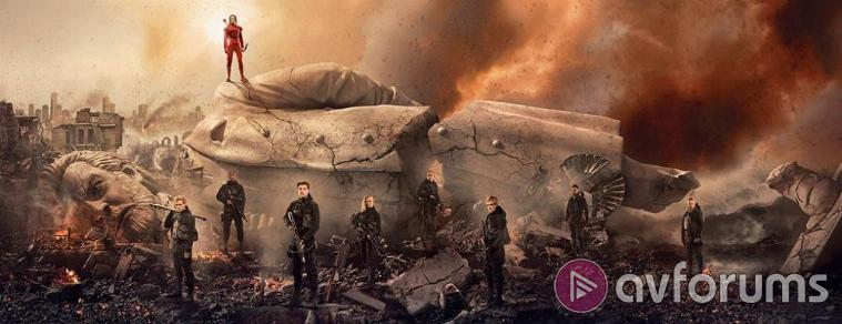 The Hunger Games: Mockingjay - Part 2 Steelbook Blu-ray Verdict