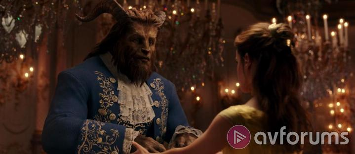 Beauty and the Beast Sound Quality