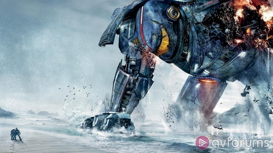 Pacific Rim 4K Blu-ray Review