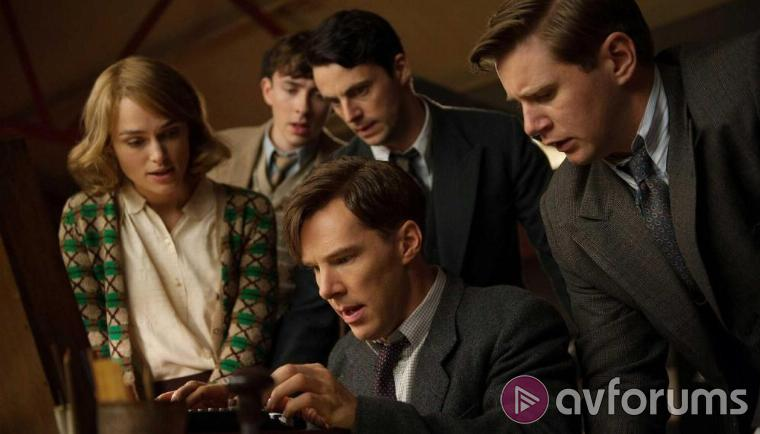 The Imitation Game The Imitation Game Blu-ray Verdict