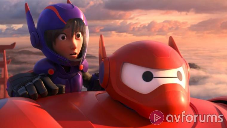 Big Hero 6 Blu-ray Sound Quality