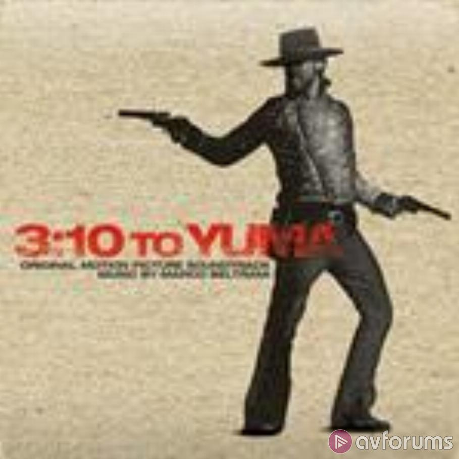 3:10 to Yuma - Original Motion Picture Soundtrack Soundtrack Review