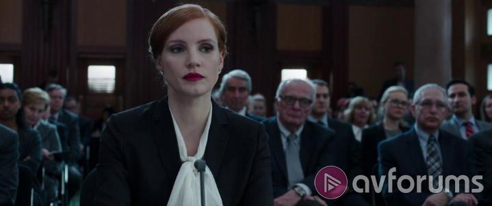 Miss Sloane Picture Quality