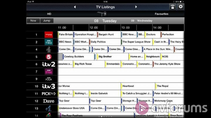 Toshiba Smart TV System 2014 Mobile Apps
