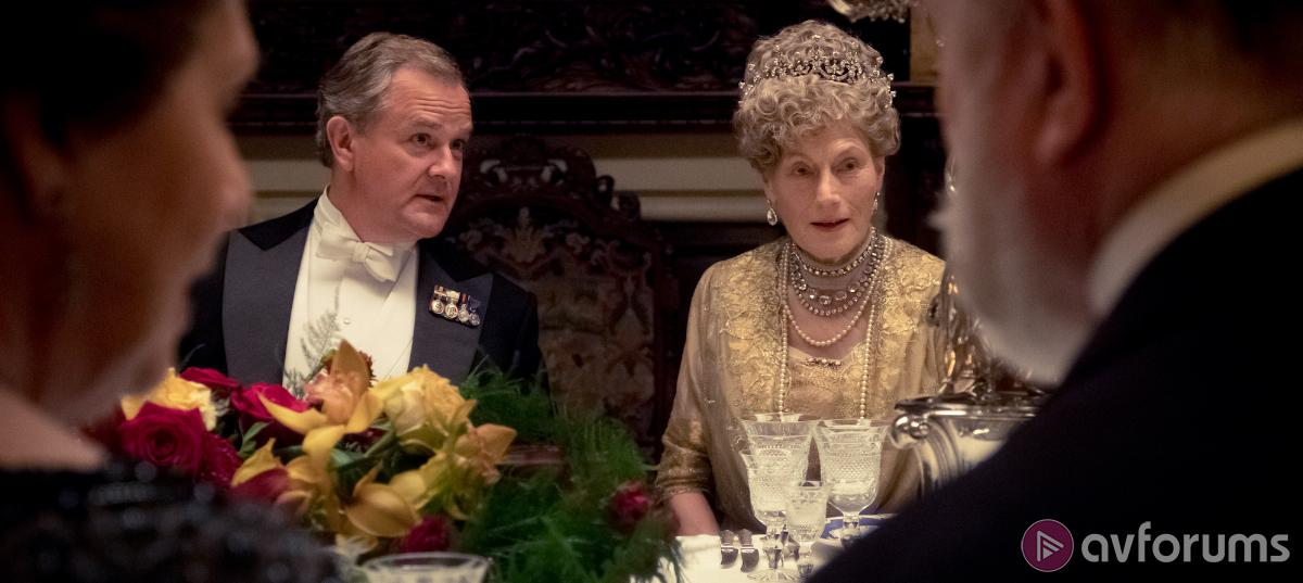 Downton Abbey - The Movie Blu-ray