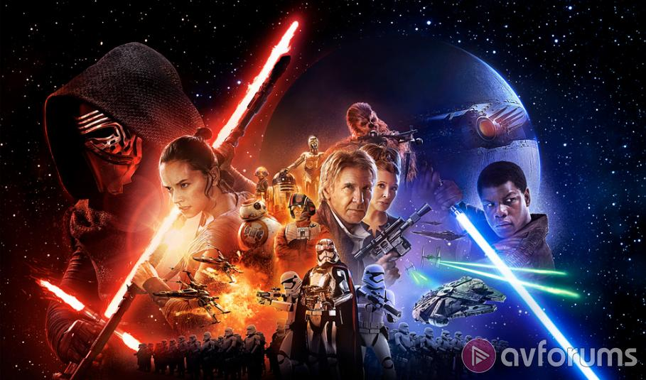 Star Wars: The Force Awakens US Blu-ray Review