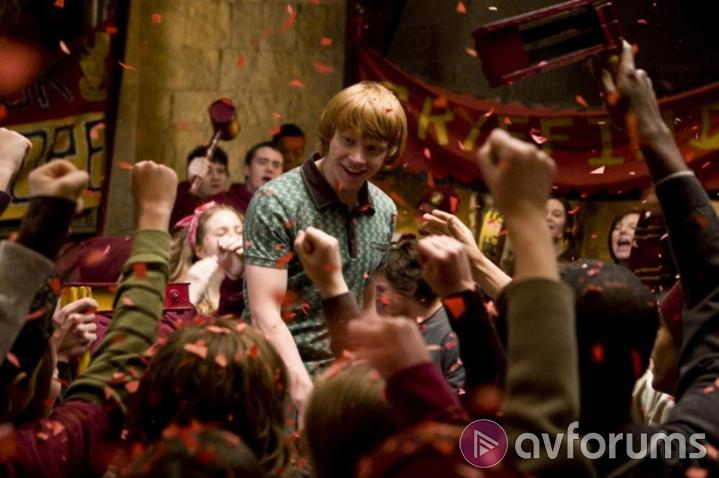 Harry Potter and the Half-Blood Prince Extras