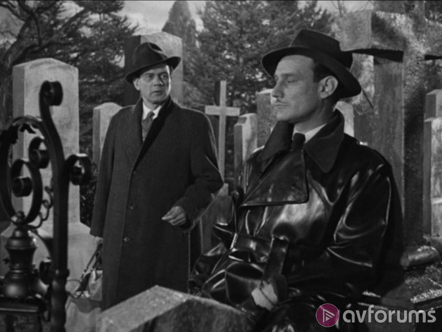 The Third Man Blu-ray Review