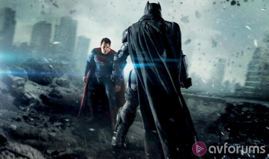 Batman v Superman: Dawn of Justice - Ultimate Cut Blu-ray Review