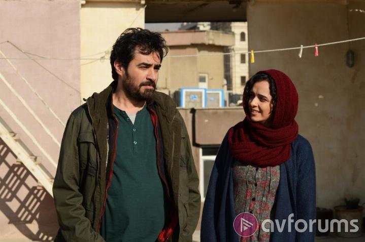 The Salesman Picture Quality