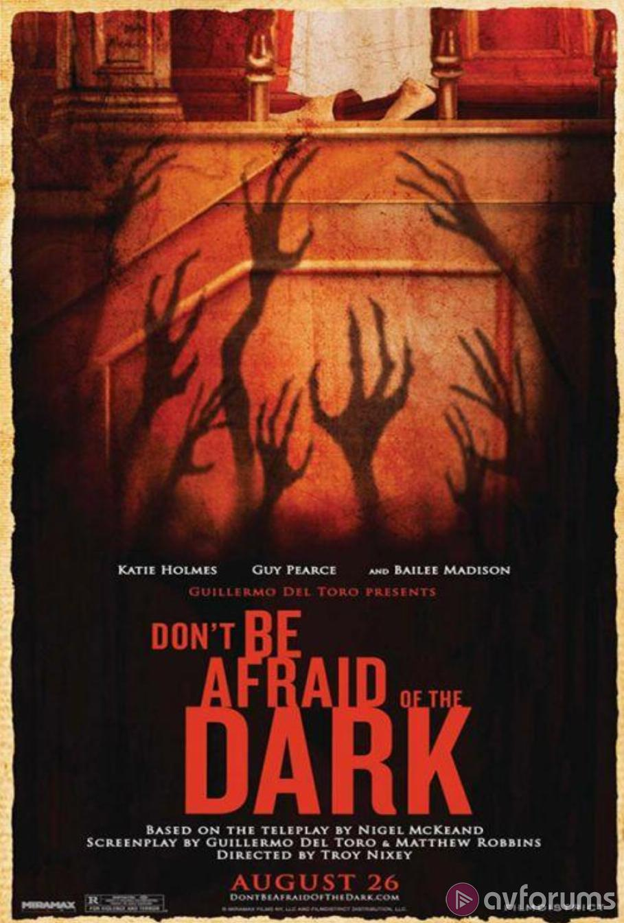 Don't Be Afraid of the Dark Review