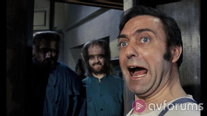 Carry On Screaming! Carry On Screaming! Blu-ray Picture Quality