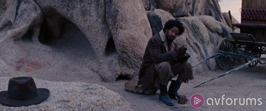 Django Unchained Blu-ray Review