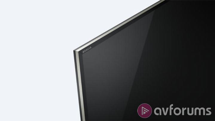 Sony KD-65XE9005 Design