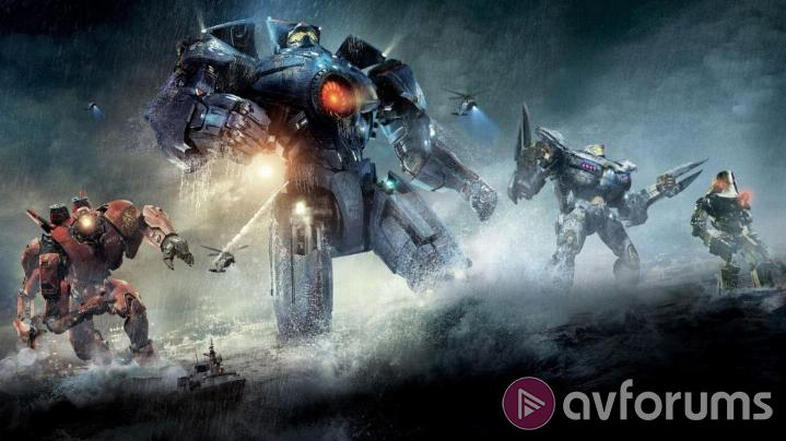 Pacific Rim The Weaponry