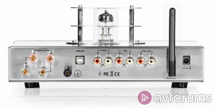 Steljes Audio ML-30HD   Specifications