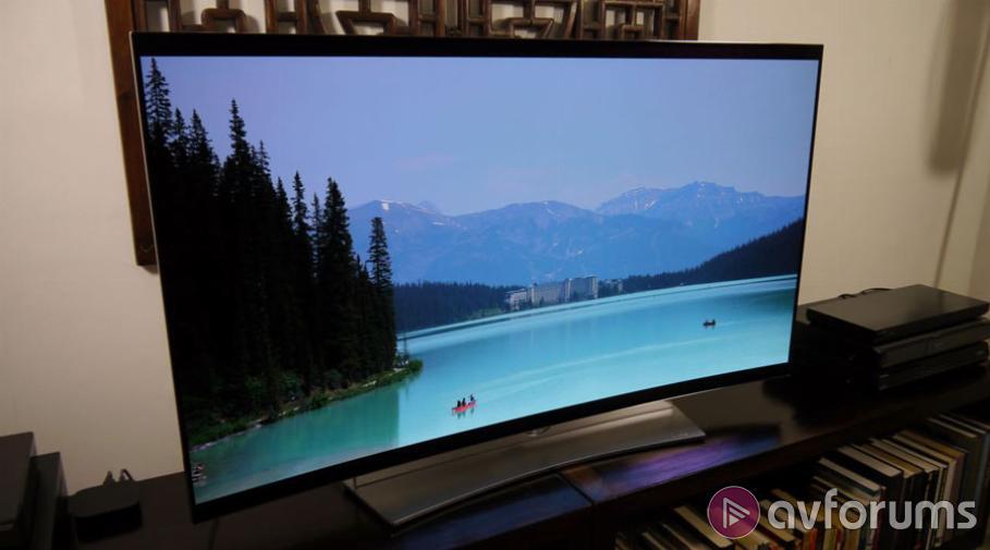 lg 55eg960v eg960 ultra hd 4k oled tv review avforums. Black Bedroom Furniture Sets. Home Design Ideas