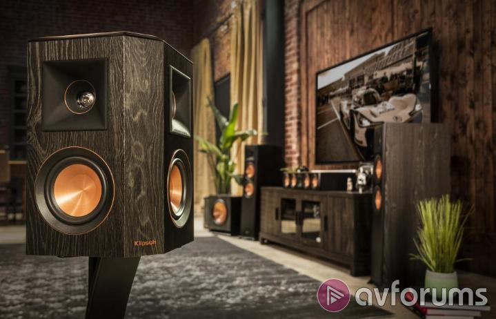 Klipsch Reference Premiere 5.1.2 System Performance