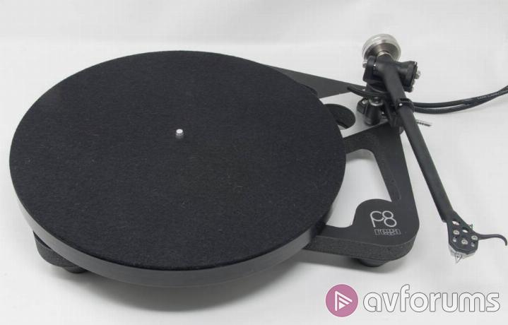 Rega Planar 8 Specification and Design
