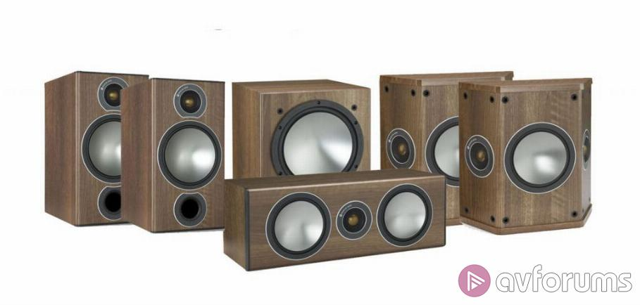 Monitor Audio Bronze 5.1 Speaker Package Review