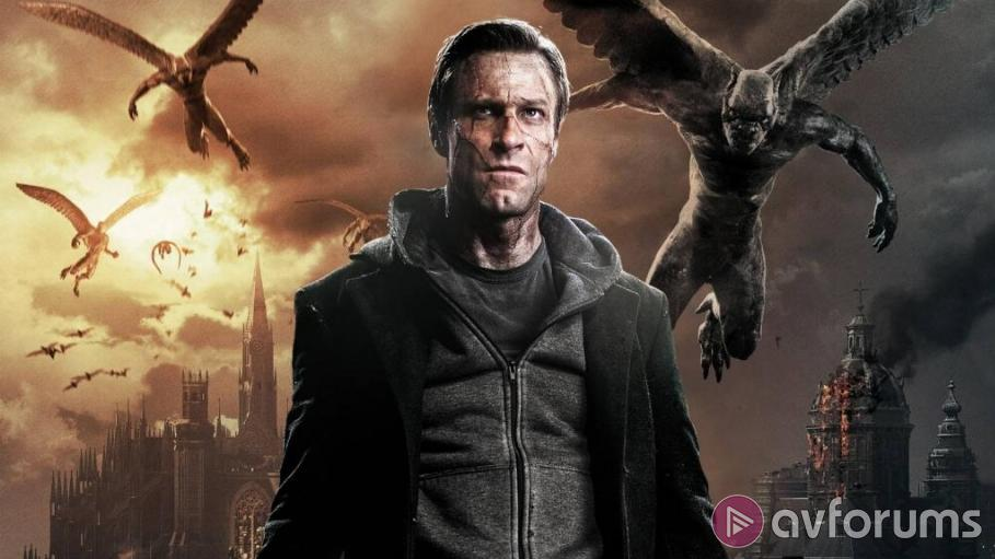 I, Frankenstein 3D Blu-ray Review