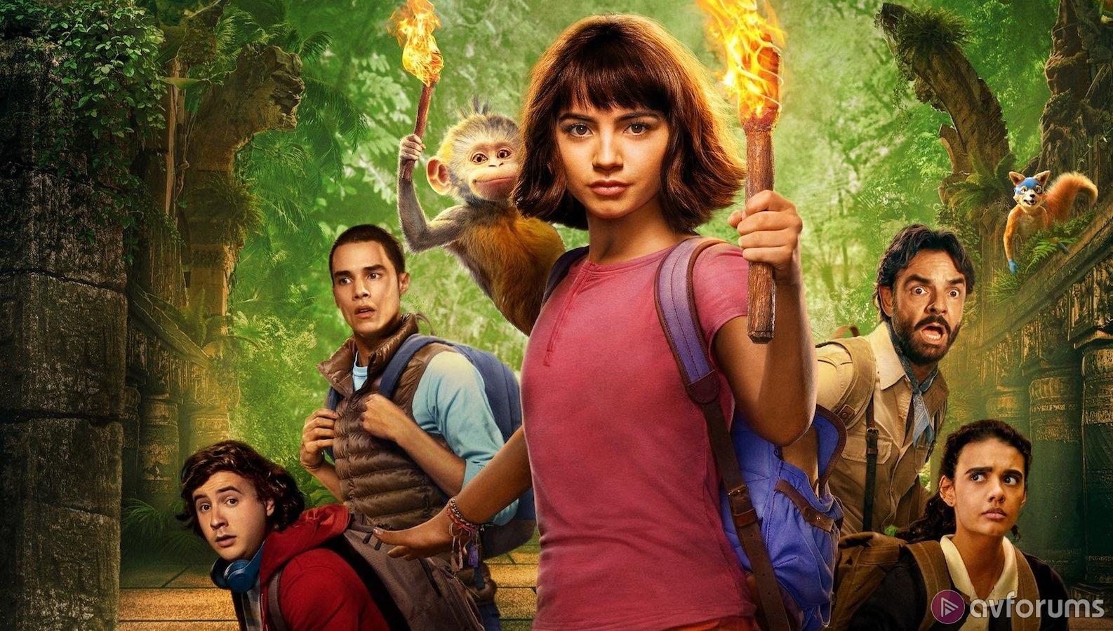 Dora and the Lost City of Gold Movie | AVForums