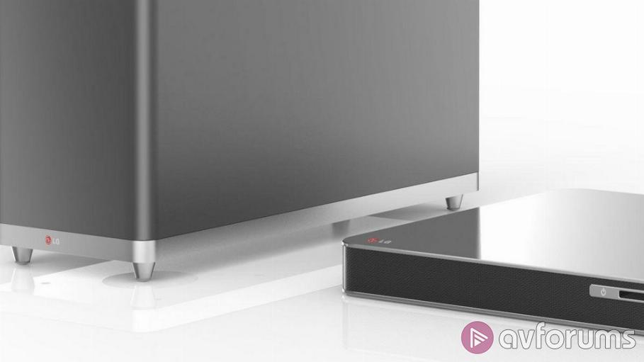 LG SoundPlate (LAB540) All-in-One System Review | AVForums