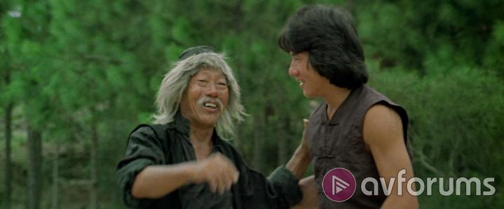 Drunken Master Picture Quality