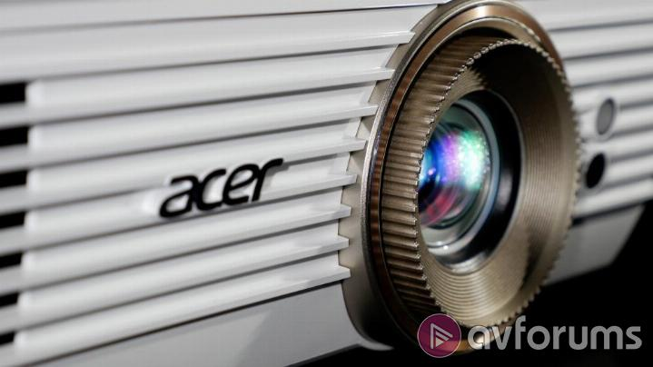 Acer V7850  Features