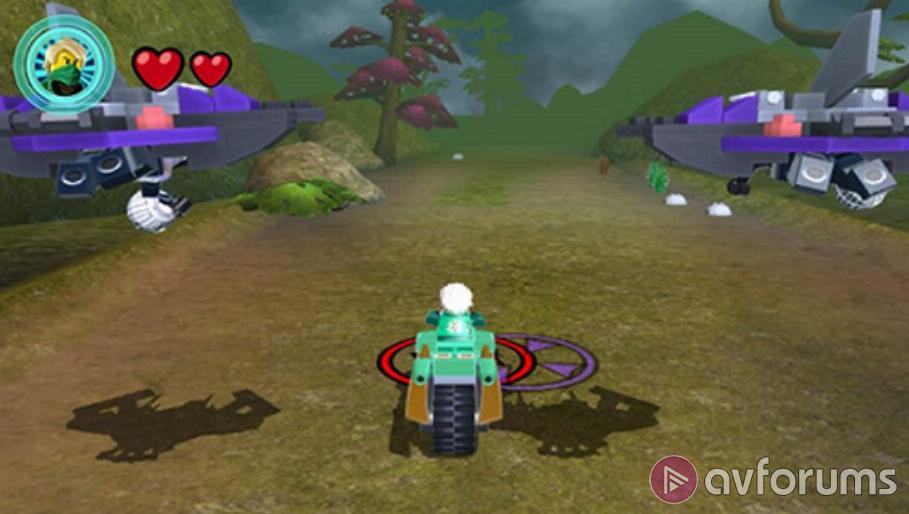 LEGO Ninjago Nindroids PS Vita Review | AVForums