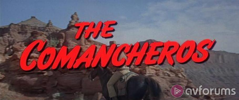 The Comancheros Blu-ray Review