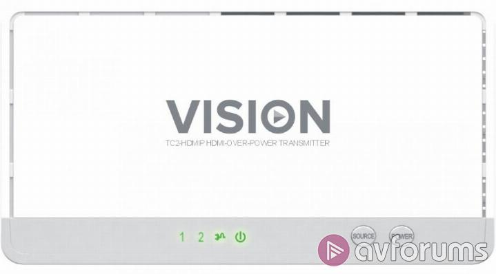 Vision TC2-HDMIP HDMI over Powerline  Specification