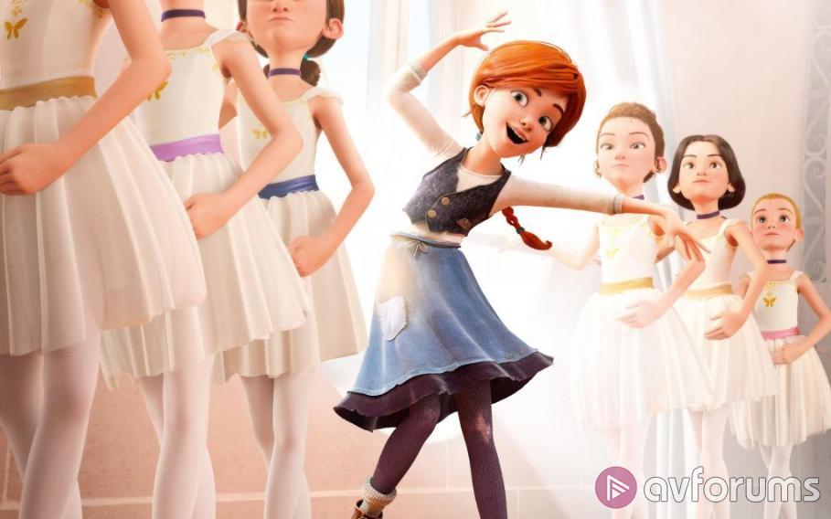 ballerina blu ray review avforums