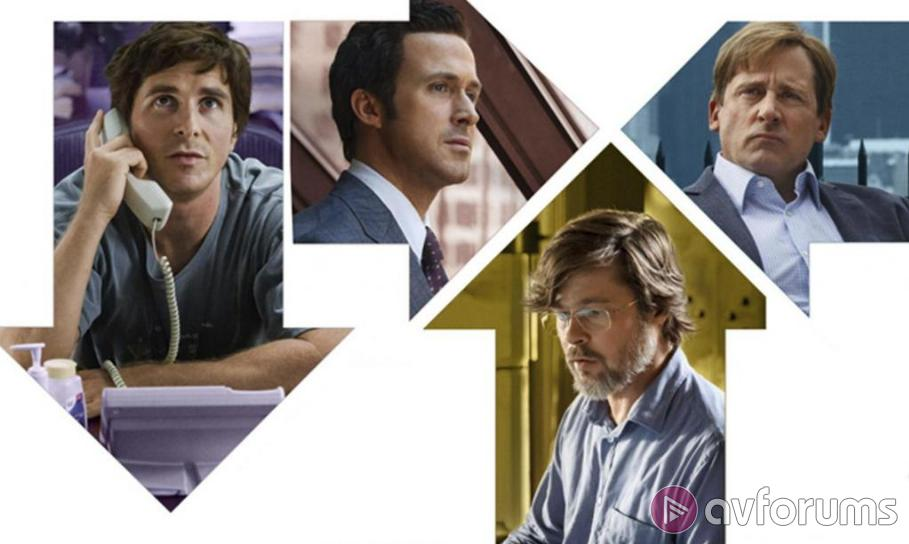 The Big Short Blu-ray Review