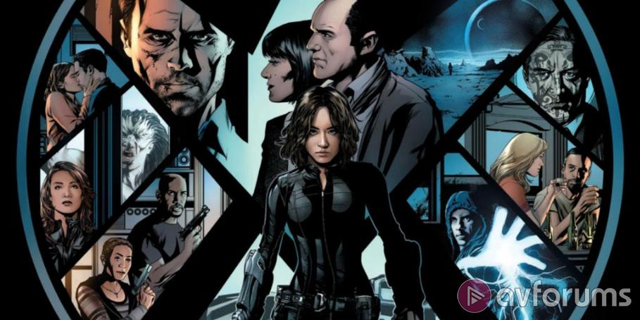 Agents of SHIELD Season 3 Blu-ray Review
