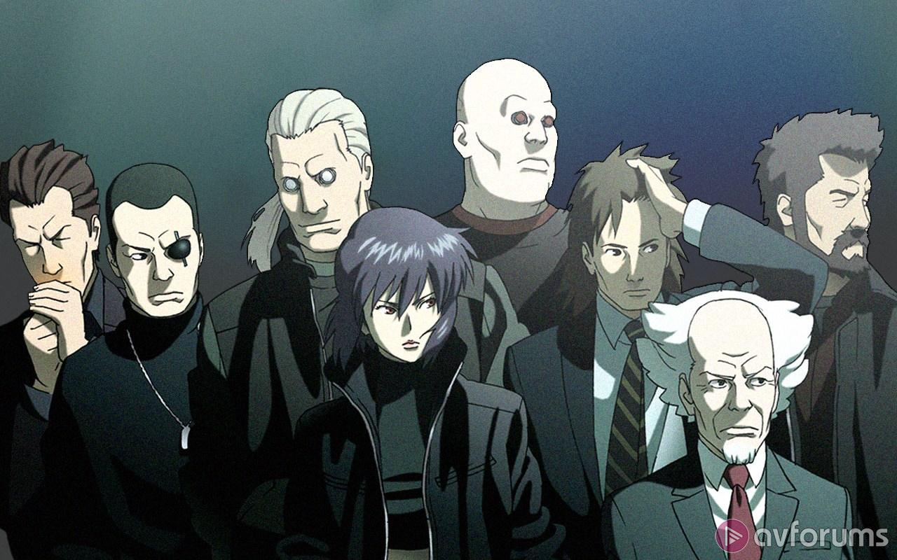 Ghost in the Shell: Stand Alone Complex - The Individual Eleven