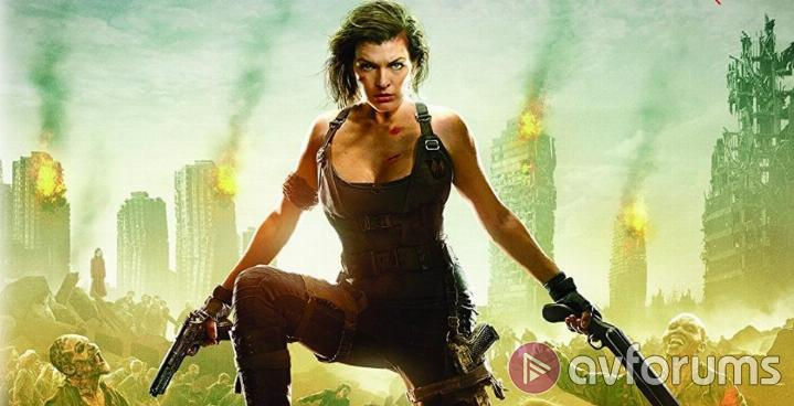 Resident Evil: The Final Chapter Ultra HD Blu-ray Verdict