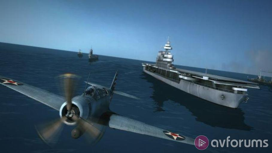 Damage Inc. Pacific Squadron WW2 Xbox 360 Review