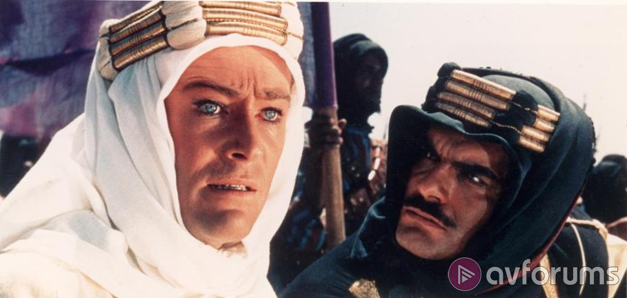 Lawrence of Arabia Review