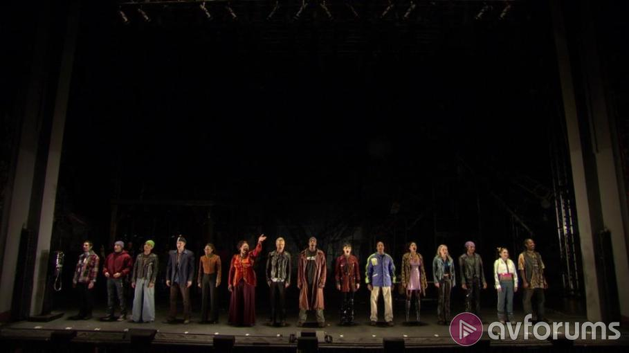 Rent: Filmed Live on Broadway Blu-ray Review