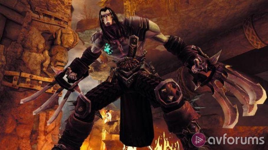 Darksiders 2 PS3 Review