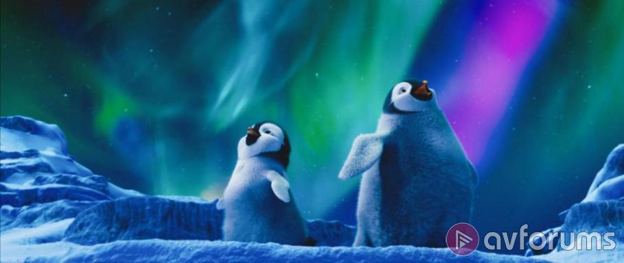 Happy Feet Two 3D Blu-ray Review